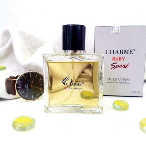CHARME RUBY SPORT 50ML