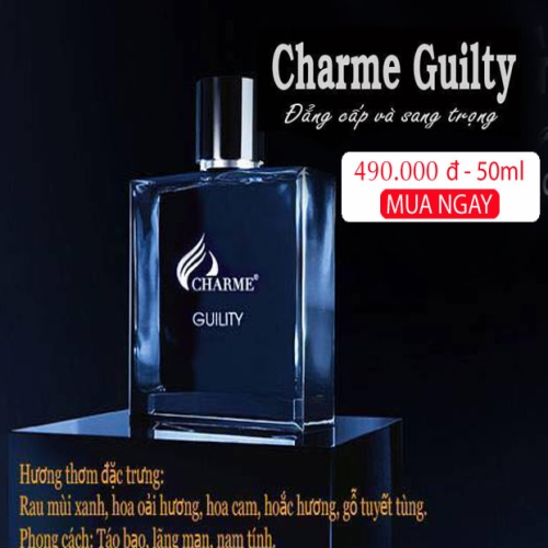 Charme Guility 50ml